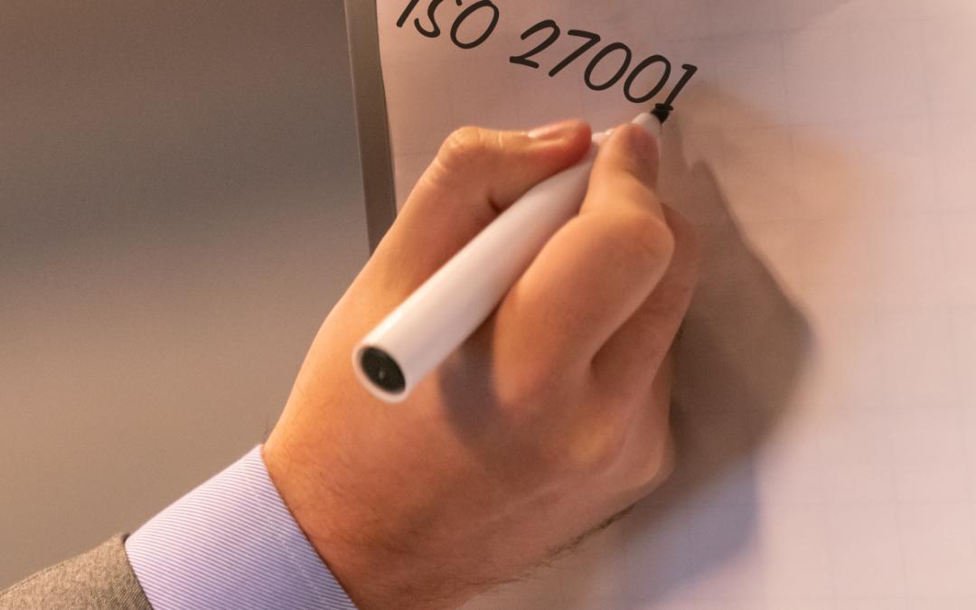 VerzuimApplicatie start ISO certificeringstraject